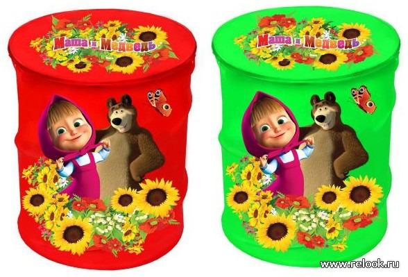 Коробки для игрушек.