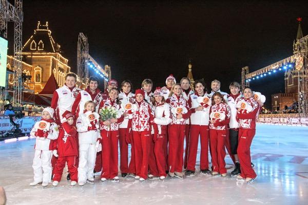 Одежда Олимпиада