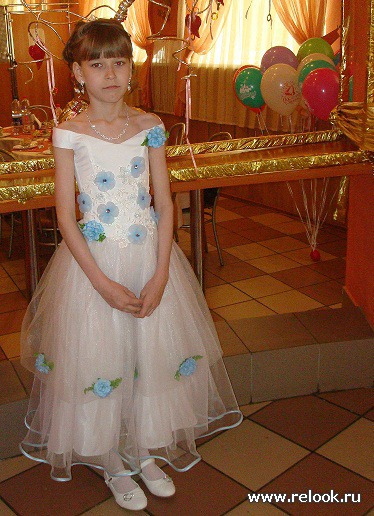 Маленькая принцесса или Выпускной из начальной школы.