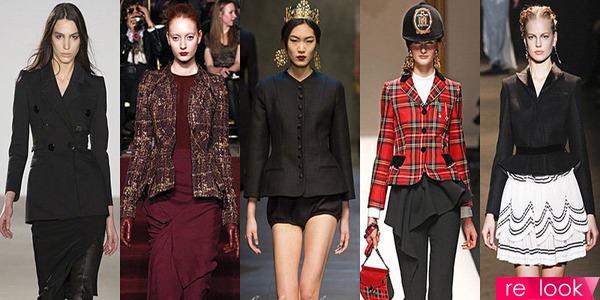 Модный пиджак тренд