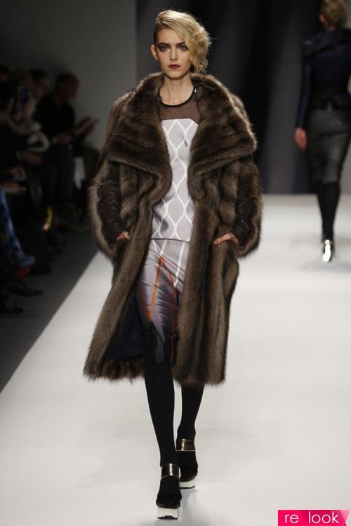 Модные Шубы 2013