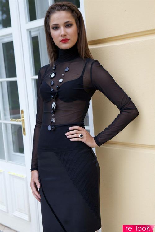 Блузка Сетка Под Платье Купить