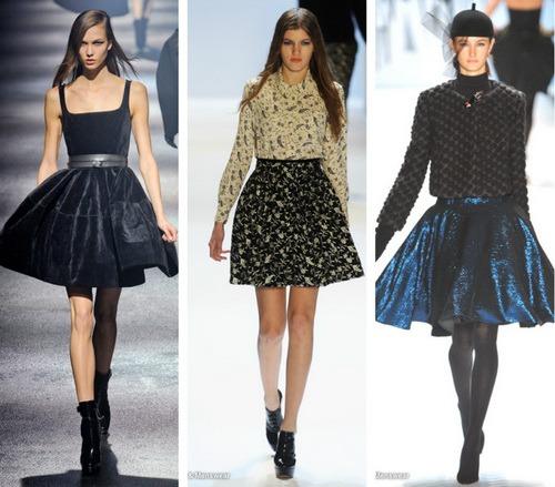 Какие пышные юбки лучше