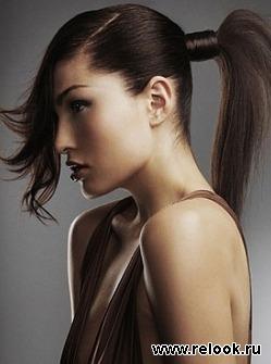 Тенденции причёсок 2014