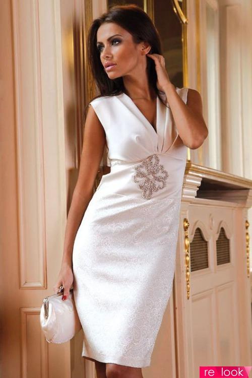 Нарядное платье на свадьбу