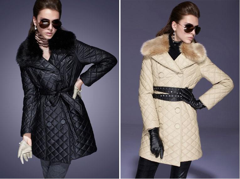 Модные стильные куртки