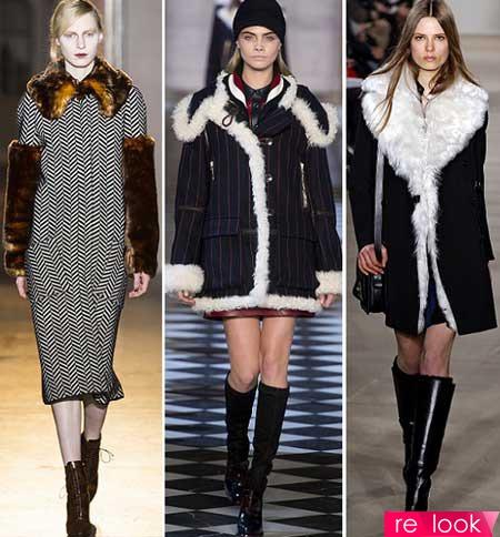 Женская Одежда Зима2013