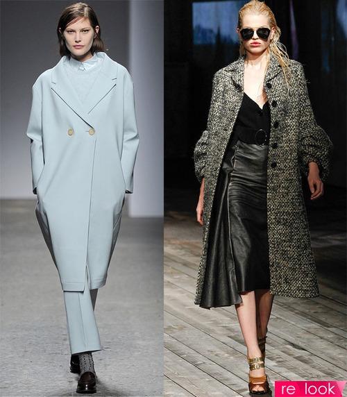 Какое пальто атуально в 20132014 году - Фасон.