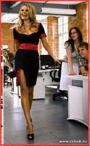 Фото платьев для девушек на работу