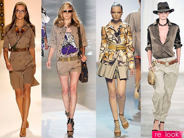 Как одеваться на сафари