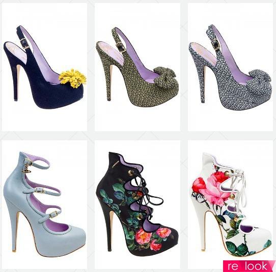 Обувь Весна Лето 2014