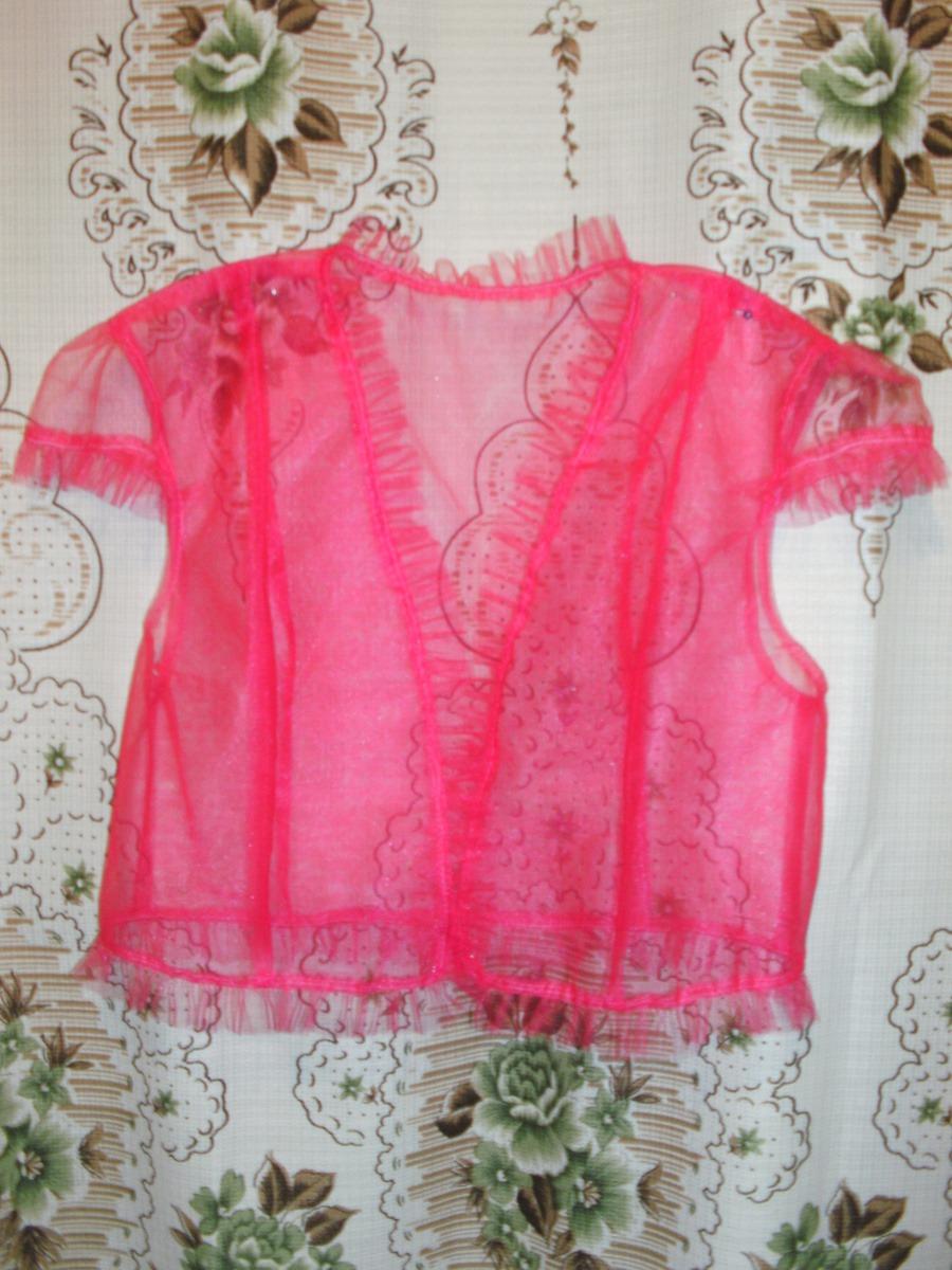 Блузка Из Фатина