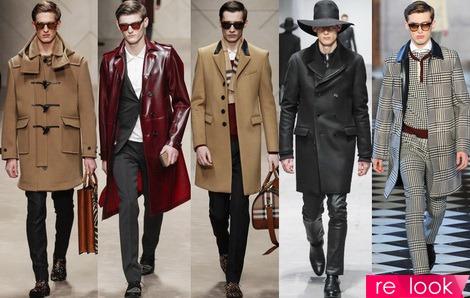 Грани мужественности: осень-зима 2013-2014: Мода и стиль - мода на Relook.ru