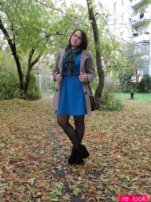 Еще немного моей осени Территория моды мода на Relook Ru