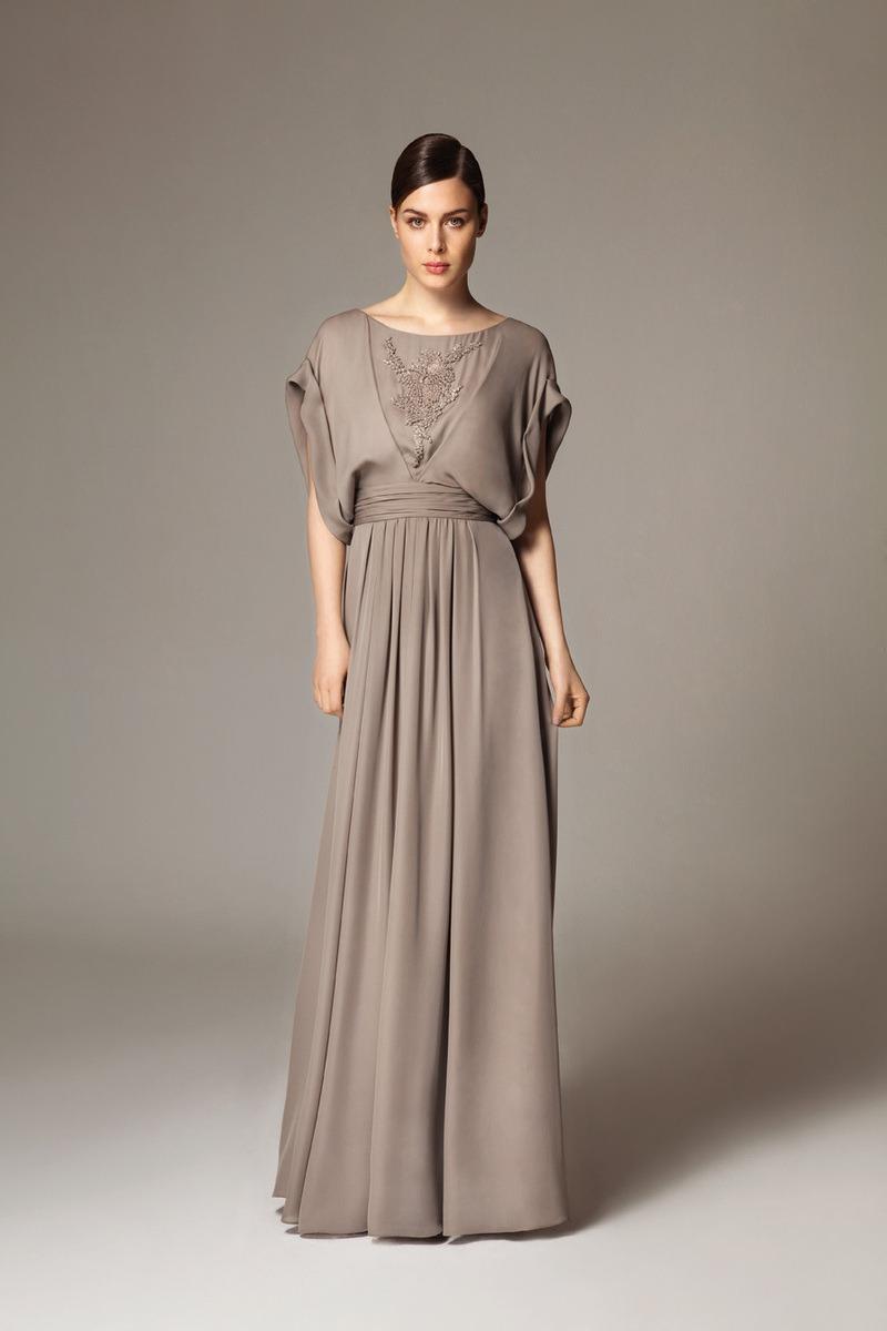 Выкройка длинных летних платьев 134