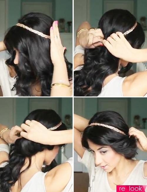 Прически на средние волосы до плечей