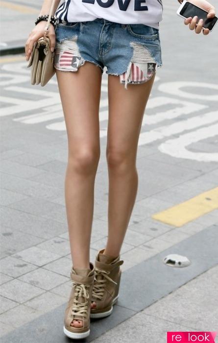 фото худеньких ног