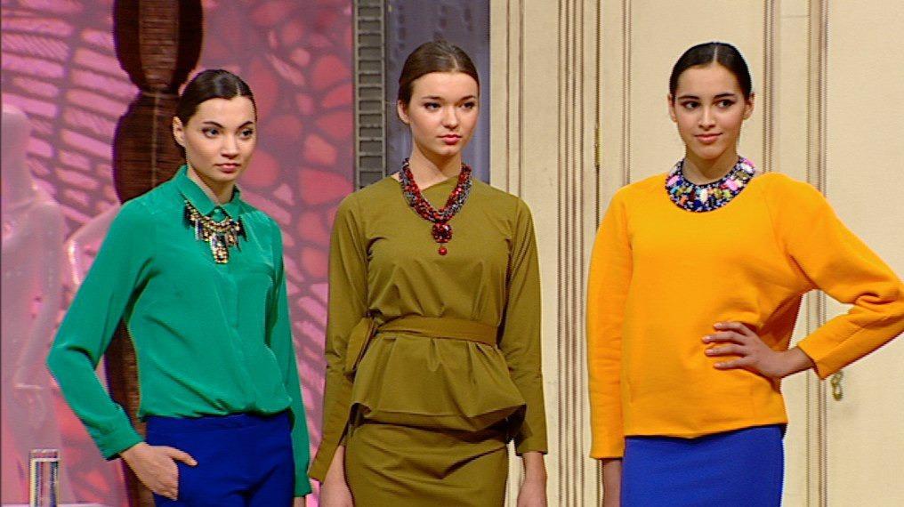Модный Приговор Блузки