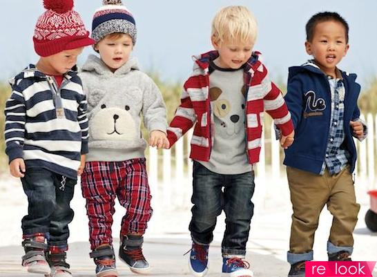 Модная Одежда Для Мальчиков Фото