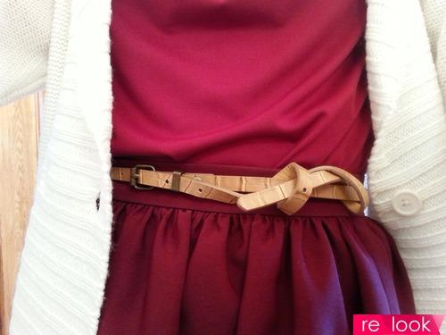 Ремень для юбки