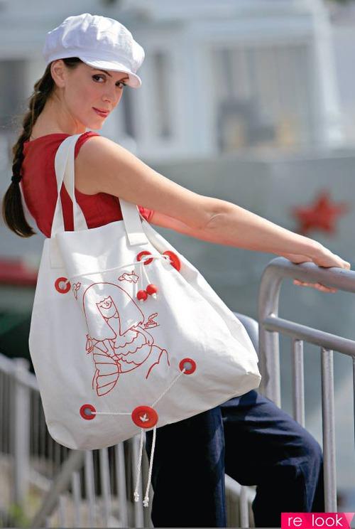 Пляжные сумки фото своими руками