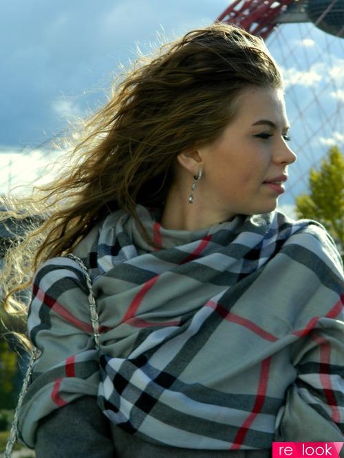 шарф-скейч