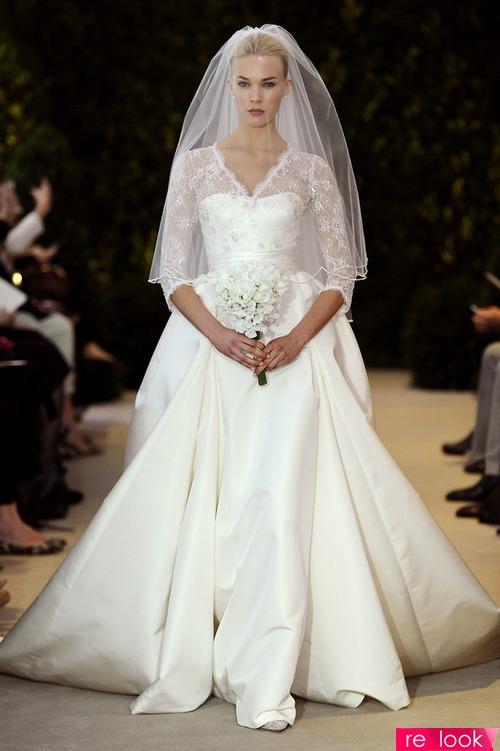 Свадебные платья от лакруа