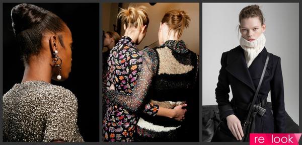 модные женсике прически зима 2008
