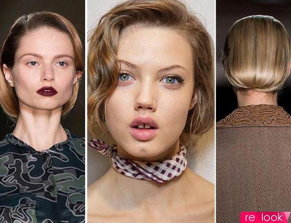 Модные тенденции волосы осень зима 2018