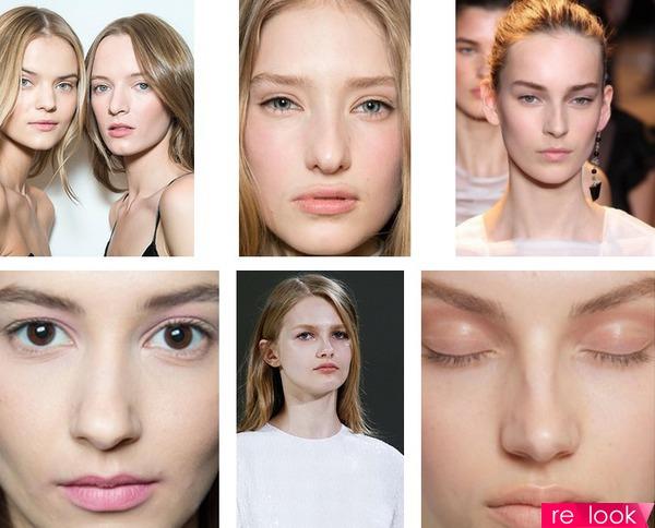 Фото модного макияжа на каждый день