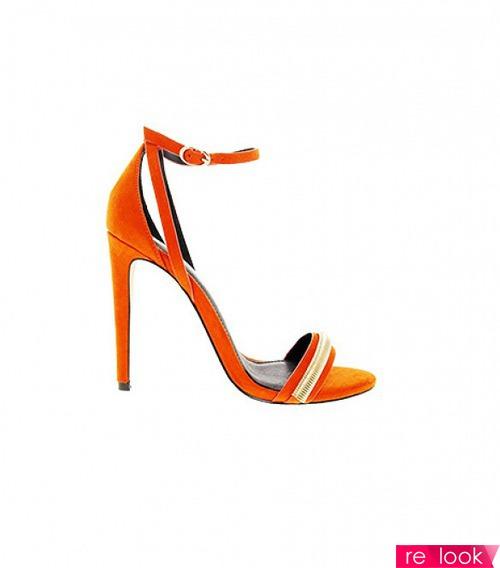 как носить цветную обувь