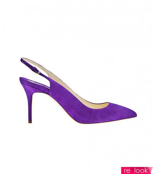 с чем носить цветную обувь