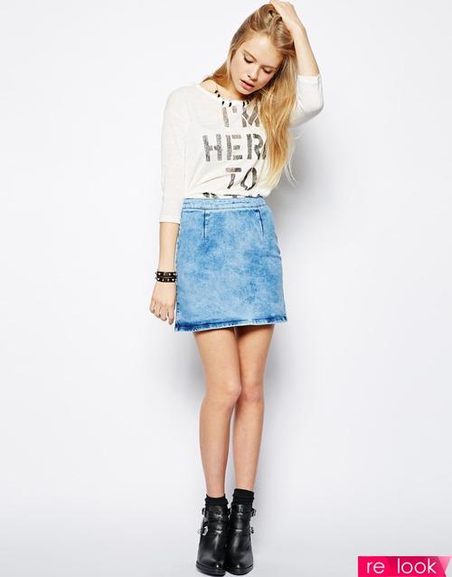 Самые красивые девушки фотки в мини юпках