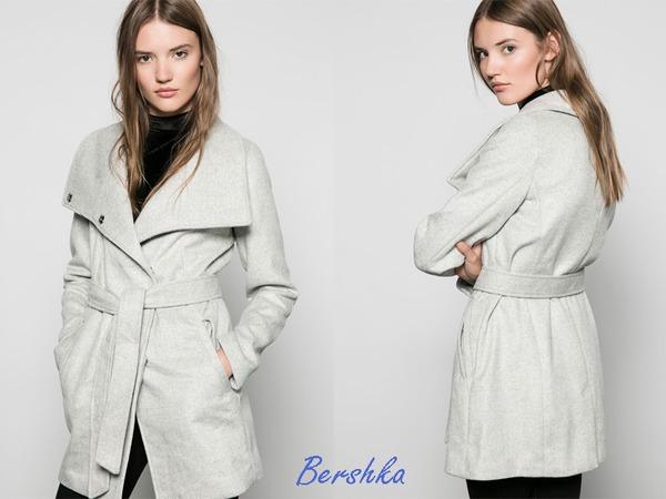 Фото воротников на пальто