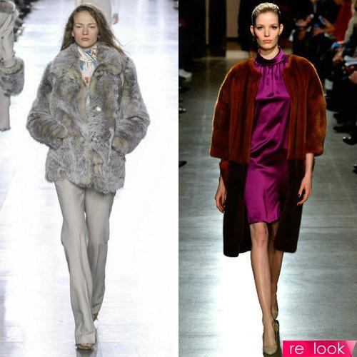 Модные тенденции в верхней одежде