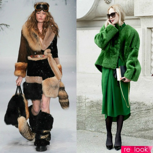 Мода одежда зима осень