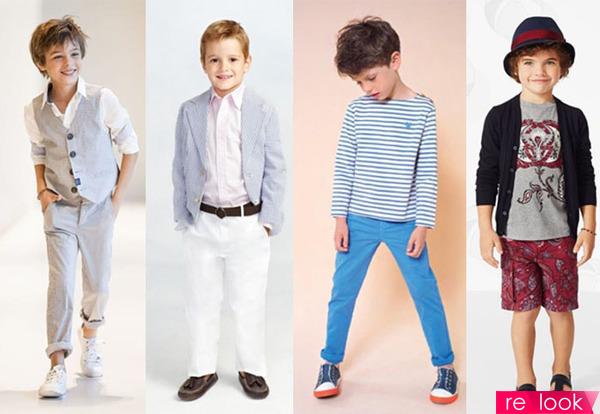 модные детские прически весна-лето2012