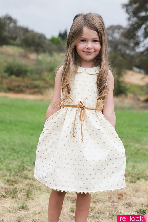 Модные детские платья на выпускной