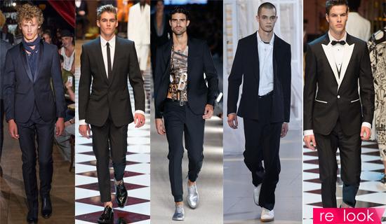 стильные костюмы для мужчин 2017