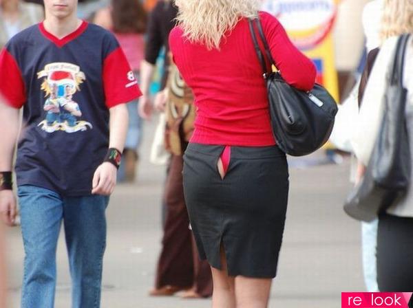 фото без нижнего белья под одеждой фото
