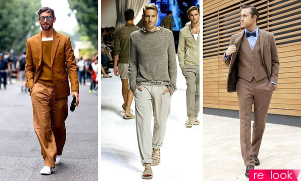 Мужская одежда весна лето 2017