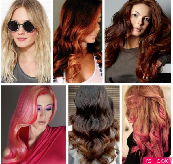 Что модно сейчас в окрашивание волос
