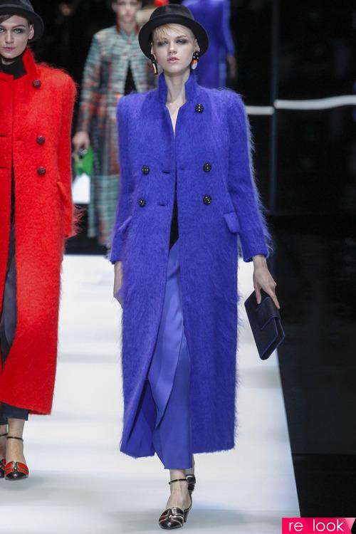 Модная одежда на январь 2018