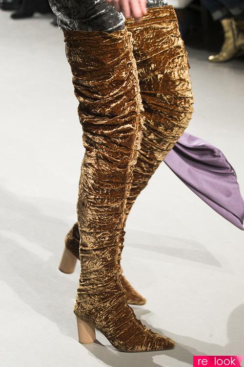 Мода сапоги 2017 женские
