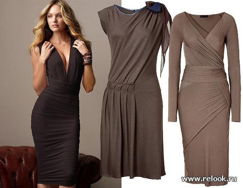 715fdd07f48 Трикотажное платье- стильная деталь гардероба!