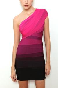 Бандажное платье, платье-бандаж