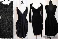 Little black dress, маленькое чёрное платье, черное платье