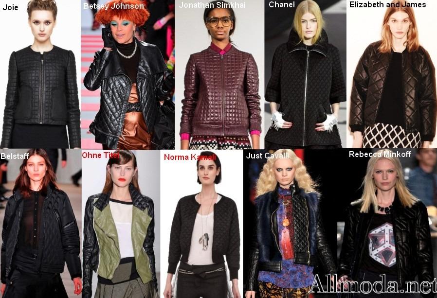 863dab892fb9 Модные куртки осень-зима 2013-2014 года: Территория моды - мода на ...