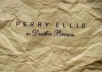 Perry Ellis by Duckie Brown, Перри Эллис бай Дакки Браун