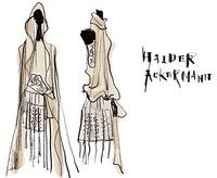 Haider Ackermann, Хайдер Аккерман